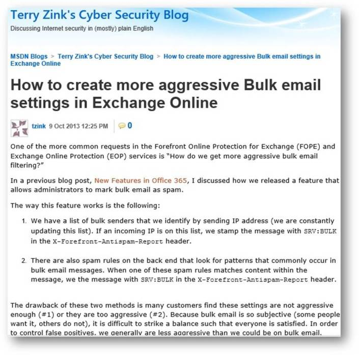 agressive_bulk_mail_mgmt